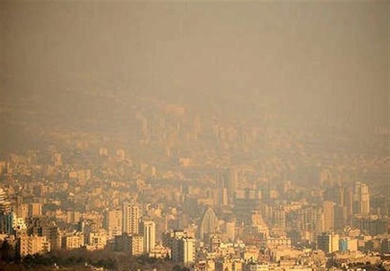 خوزستان در شرایط وارونگی هوا قرار دارد