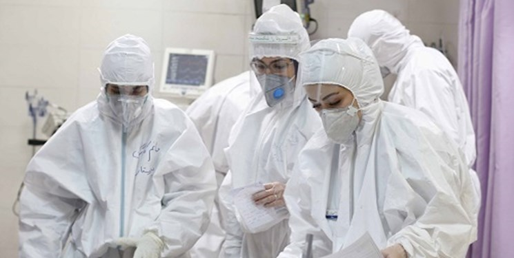 ۸۵درصد ظرفیت بیمارستانهای کرونایی جنوب غرب خوزستان تکمیل است